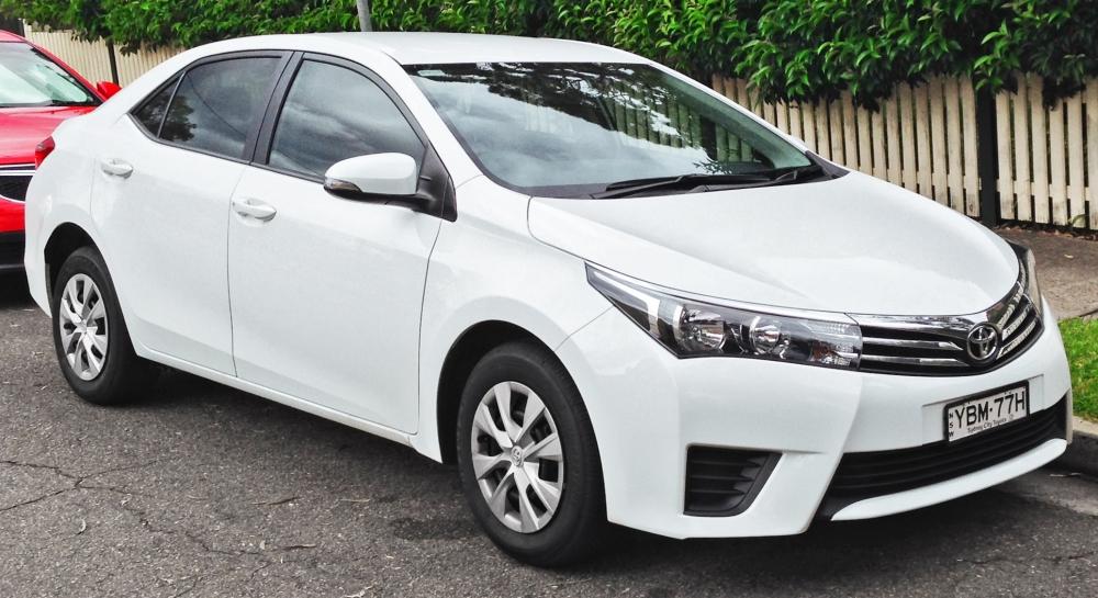Toyota Corolla попадёт под запрет?