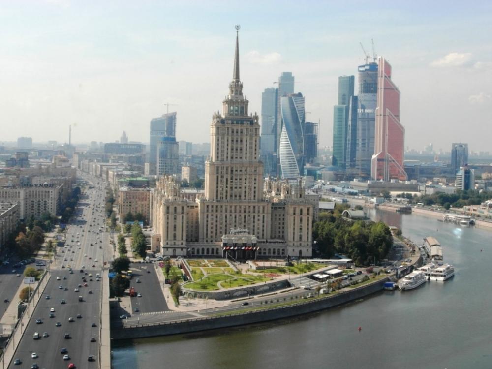Готовится платный въезд в Москву?