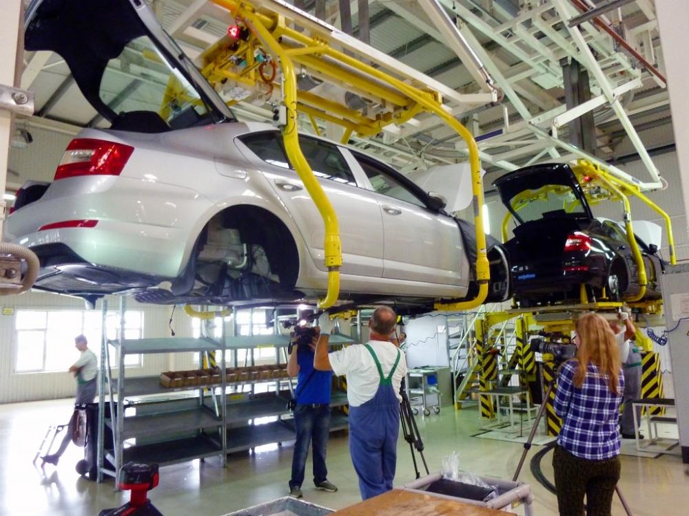 Автопром поддержат на 50 млрд