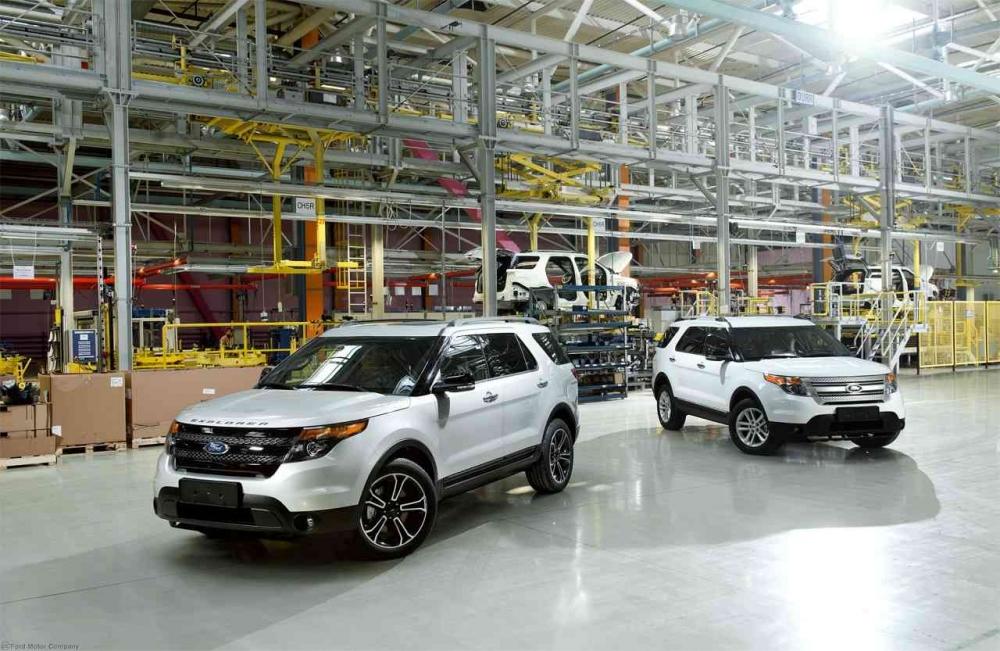 Ford Sollers планирует поставить машины за рубеж
