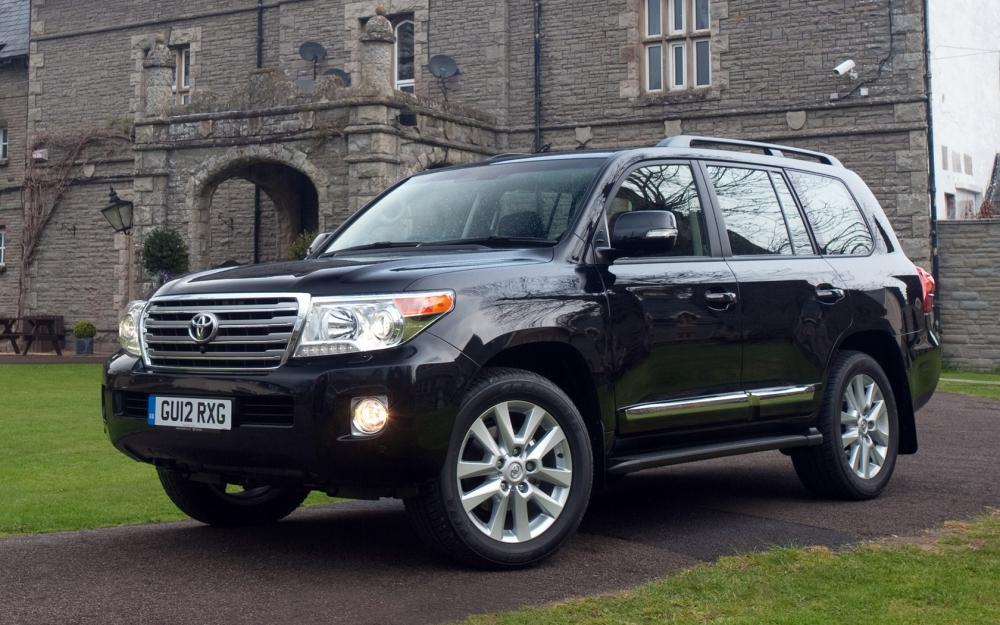 PR-активности Toyota
