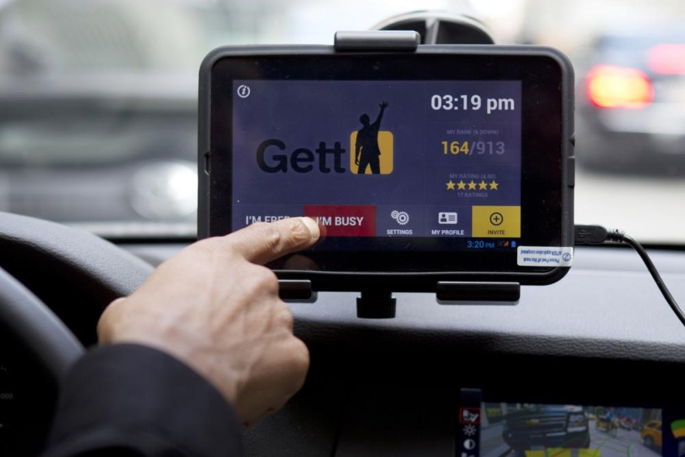 Gett вложит в Россию 100 млн долларов до конца 2017 года