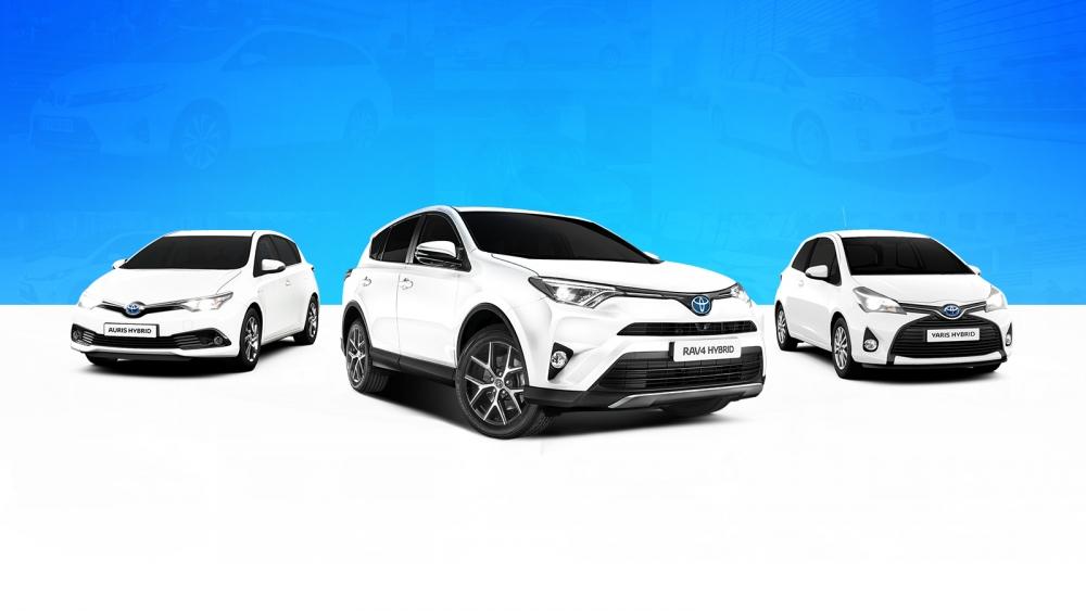 Toyota запустила интернет-сервис по продаже подержанных авто