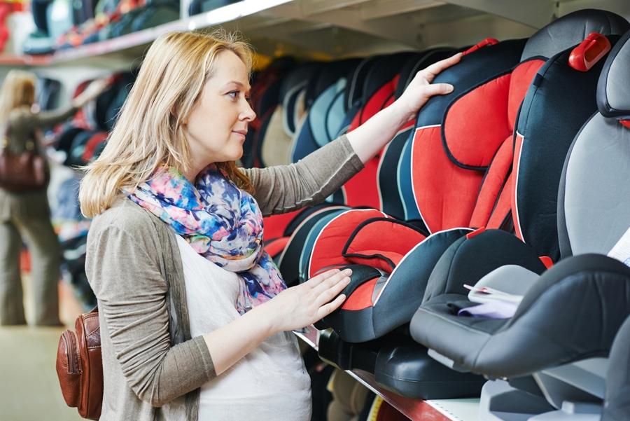 Перевозка детей в авто - новые правила