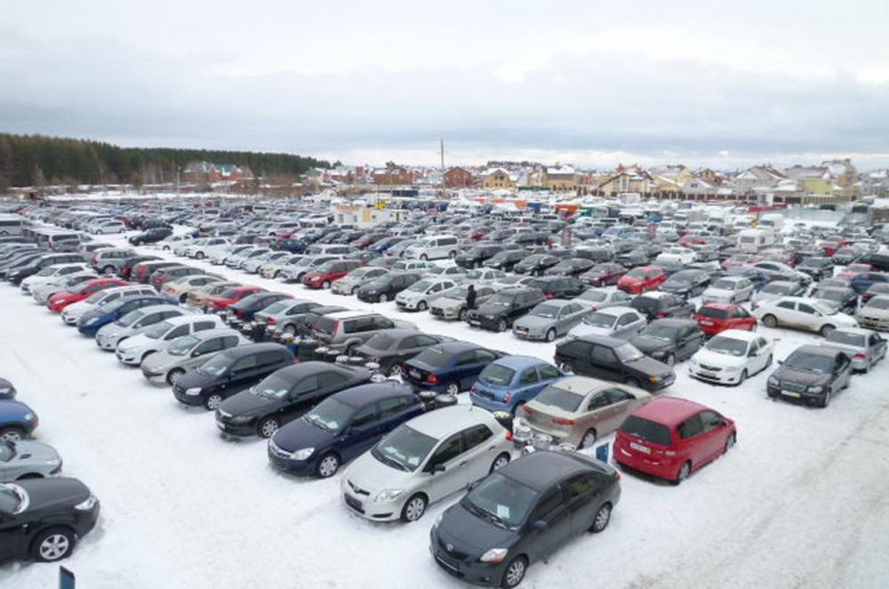 На 7% выросли продажи б/у машин