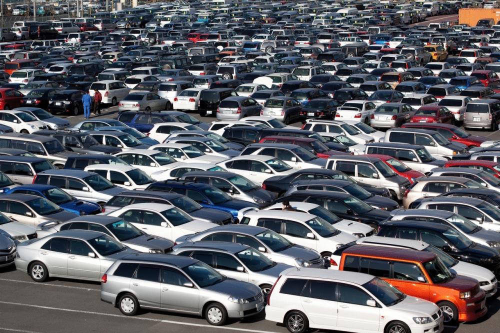 На 12,3% за 11 месяцев вырос рынок б/у автомашин в России