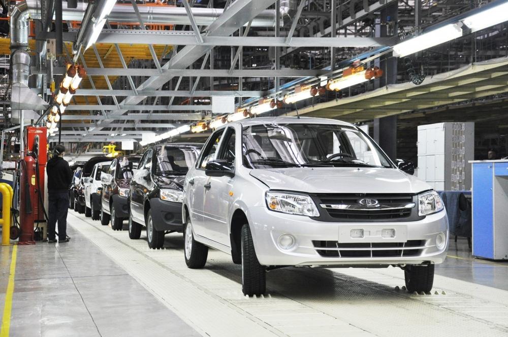 55 млрд рублей на поддержку автопрома будет выделено в 2017 году