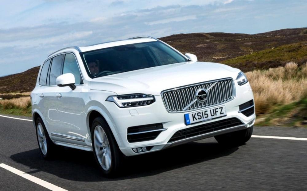 Машины Volvo дорожают