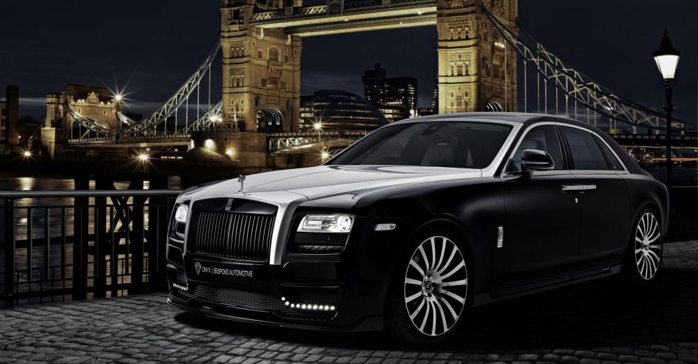 Продажи Rolls-Royce растут