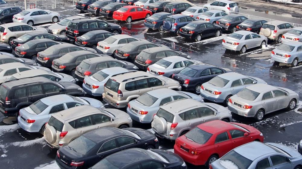 Рынок б/у машин вырос на 6%