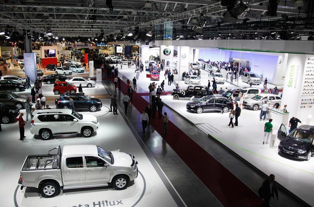 Почти 2 триллиона рублей составили продажи новых авто в 2016 году