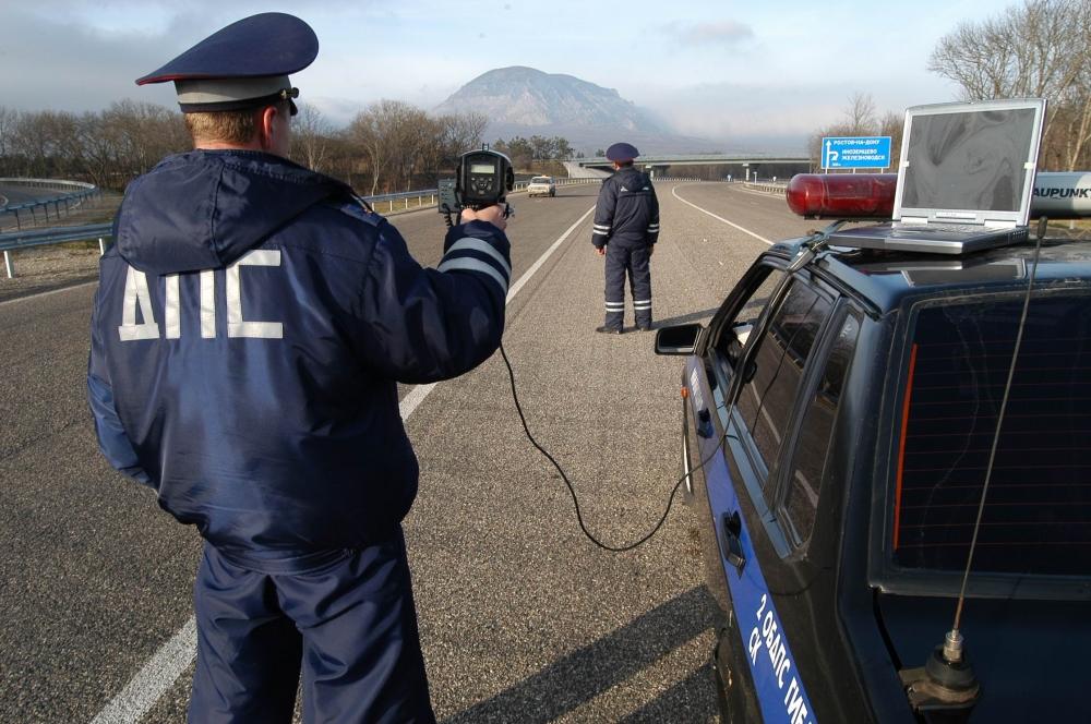 Более 8 млн смс о штрафах получили водители