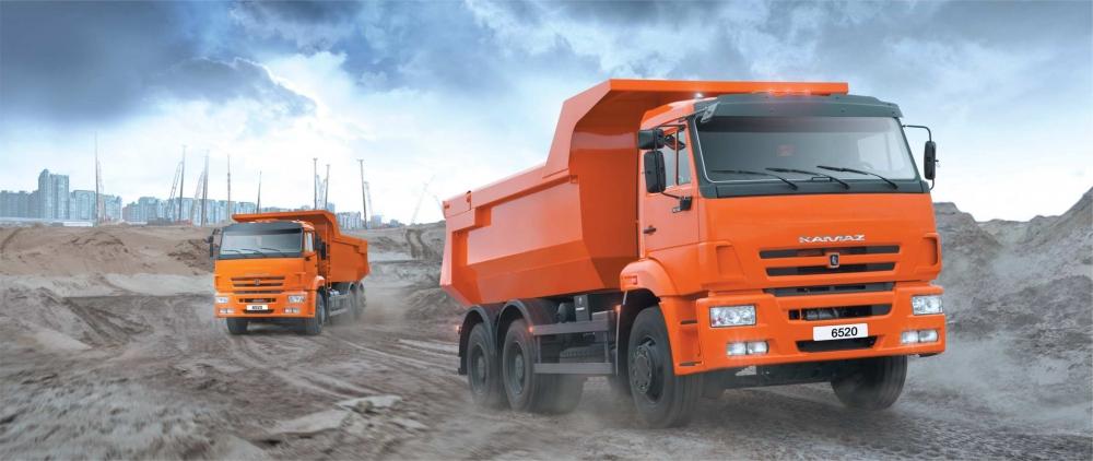 На 25% вырос рынок грузовиков в январе