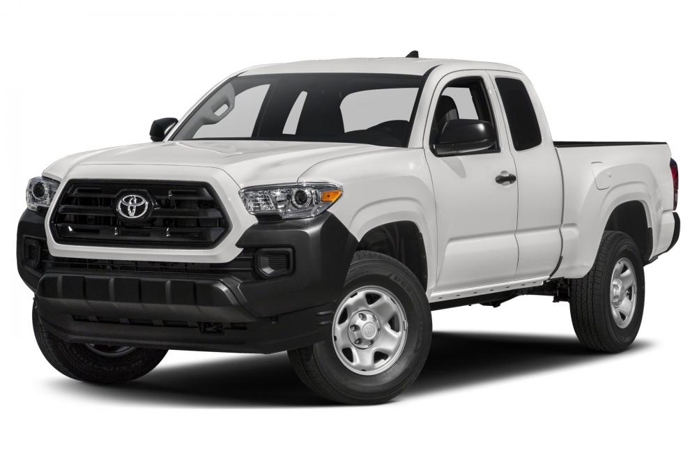 Уникальный Toyota Tacoma