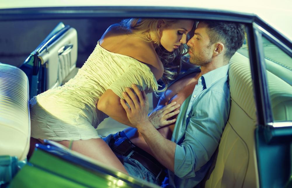 Топ автомобилей по удобству занятия сексом