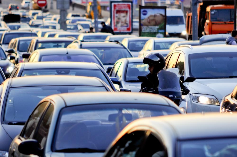 В Москве более 8 млн автомобилей