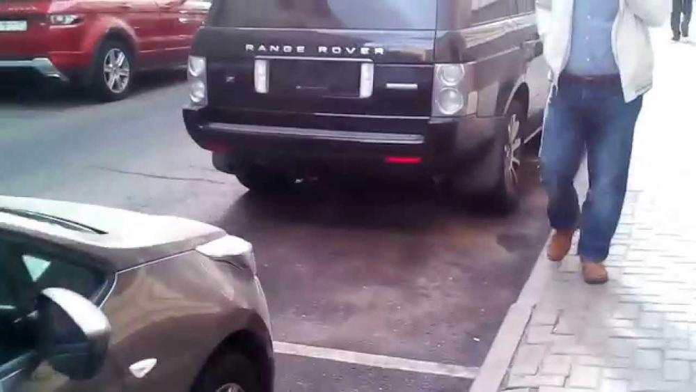 Автомобиль без номеров