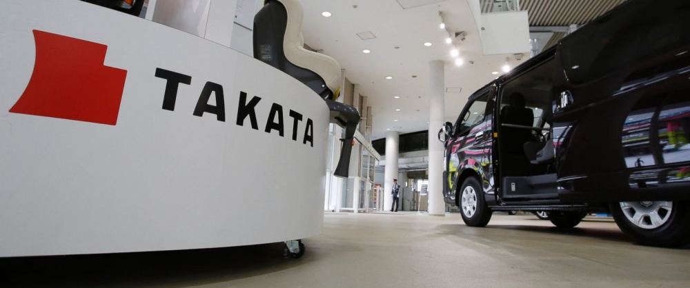 Takata банкрот