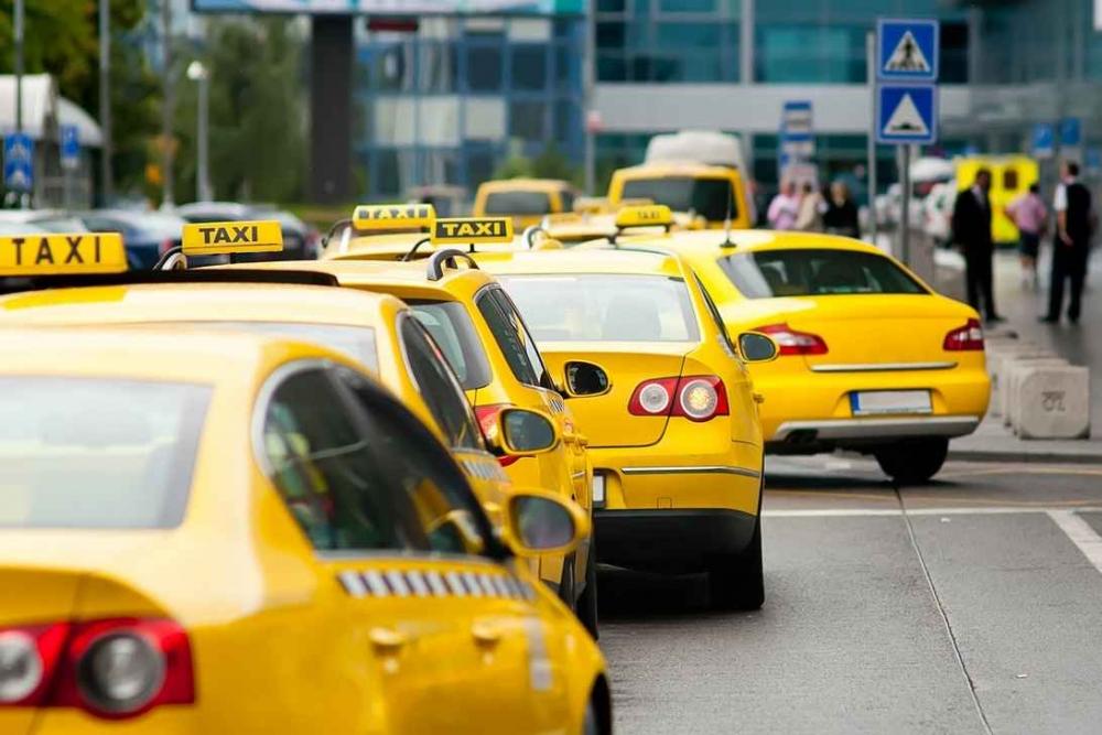 Такси стало популярнее
