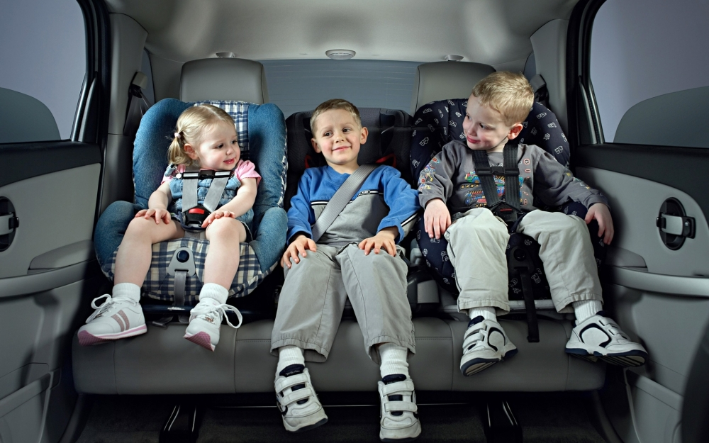 Изменились правила перевозки детей