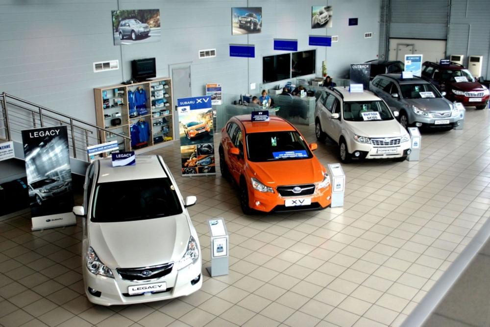 В России растут продажи авто
