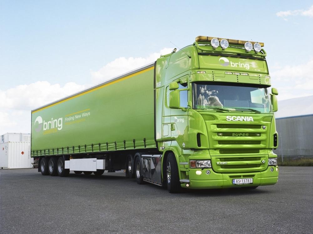 Рынок грузовых авто вырос почти на 60%