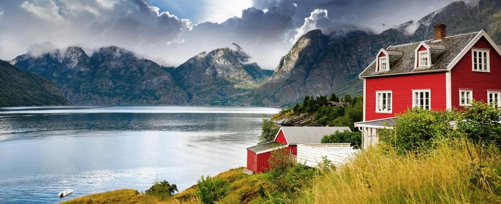 Электрокары в Норвегии уже популярнее ДВС