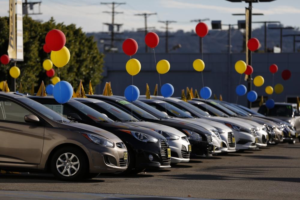 Продажи автомобилей в Евросоюзе растут