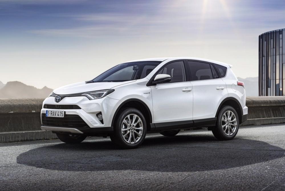 Toyota самая популярная марка