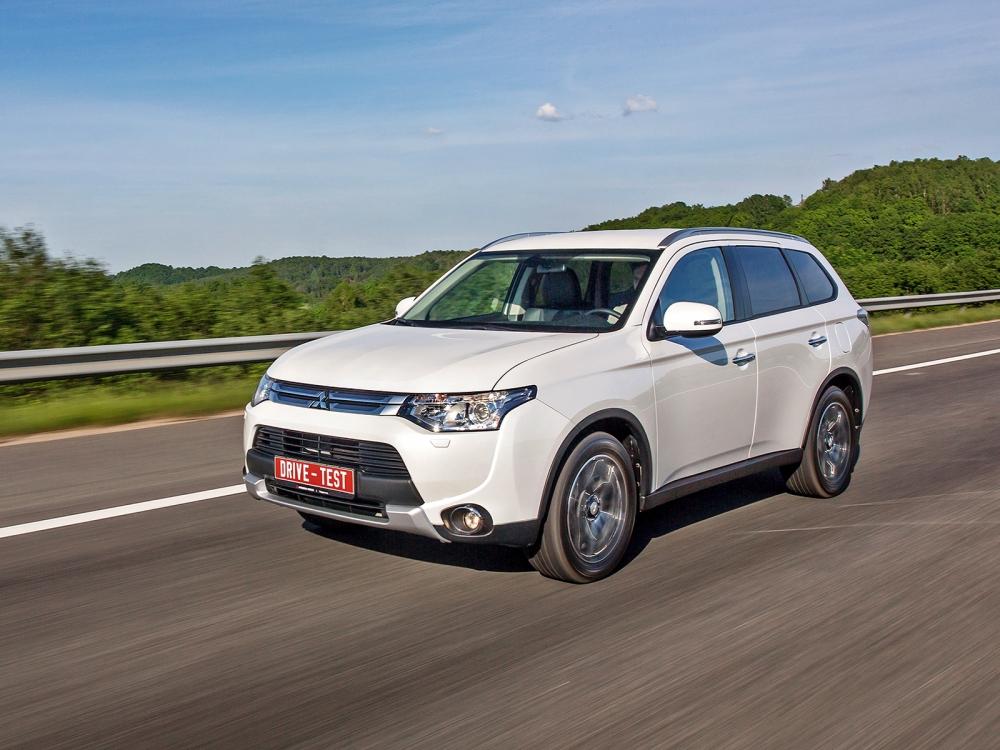 Продажи Mitsubishi растут