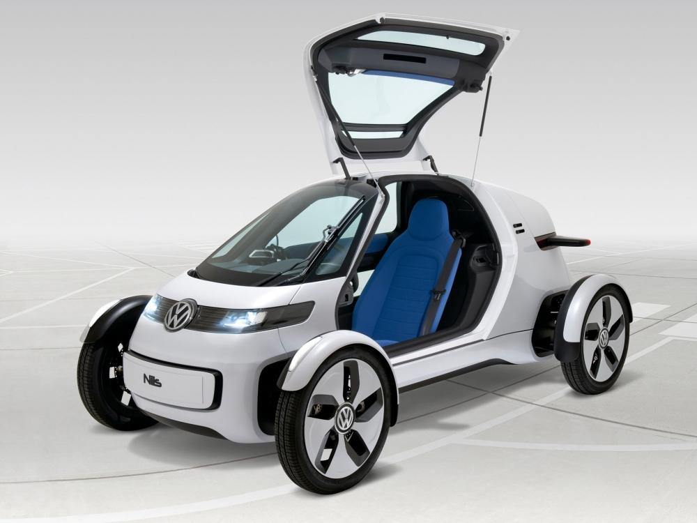 Электромобили становятся всё популярней
