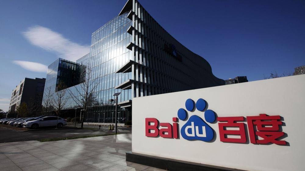 Baidu запустила беспилотники