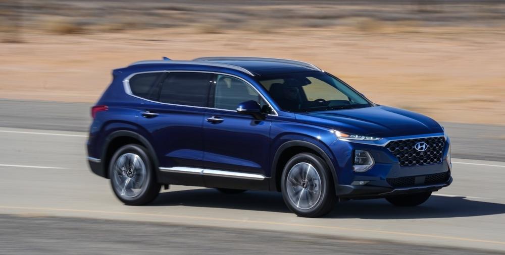 Hyundai Palisade в России