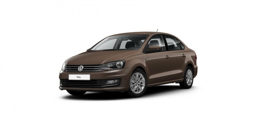 Volkswagen Polo лидер