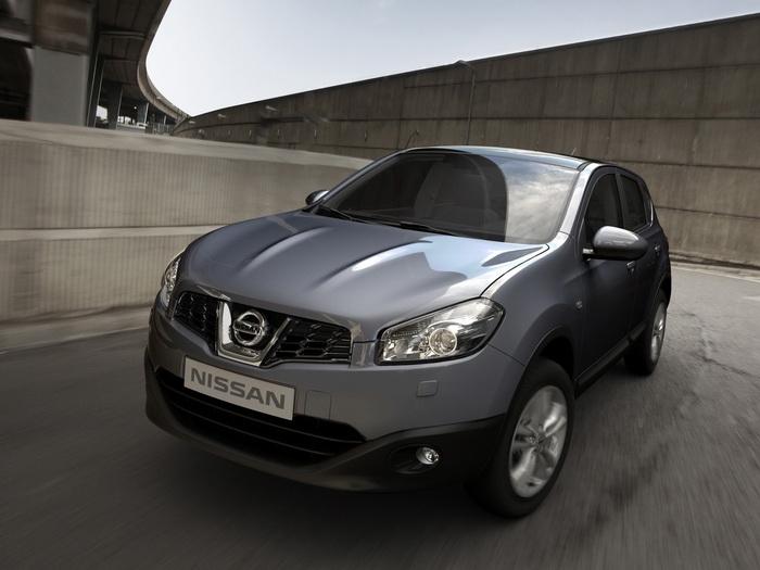 Новые разработки Nissan
