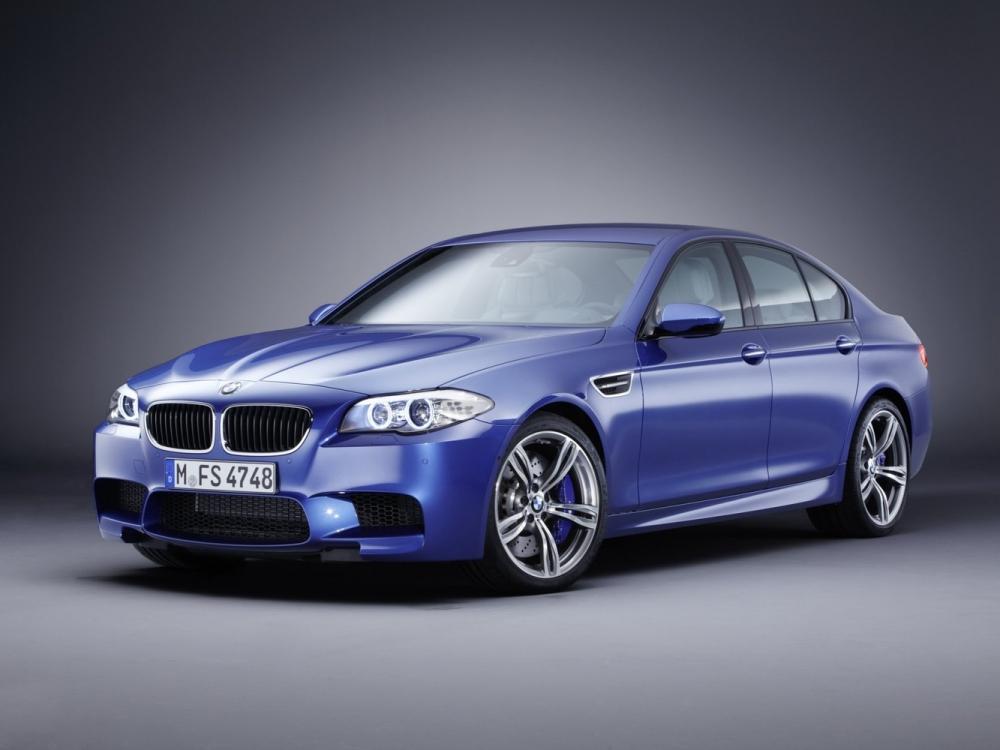 BMW M5 получит под капот 600 «лошадей»