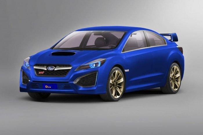 Раскрыт секрет спецификации спортивных седанов Subaru WRX