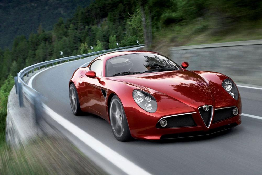 Alfa Romeo получит 5 миллиардов евро
