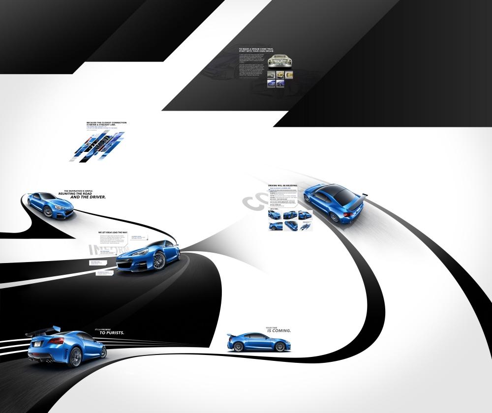 Subaru работает над новой платформой