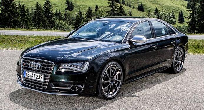 «Заряженная» Audi S8 от ABT Sportsline