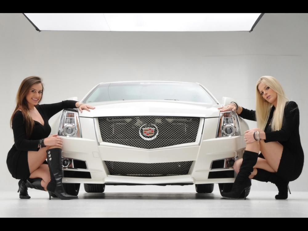 Cadillac CTS-V меняет поколение