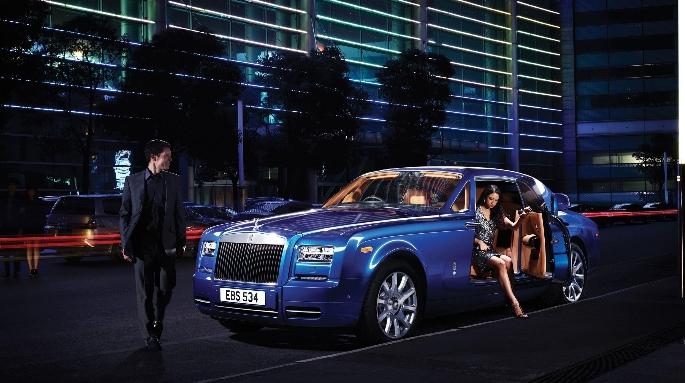 Rolls-Royce Phantom Waterspeed