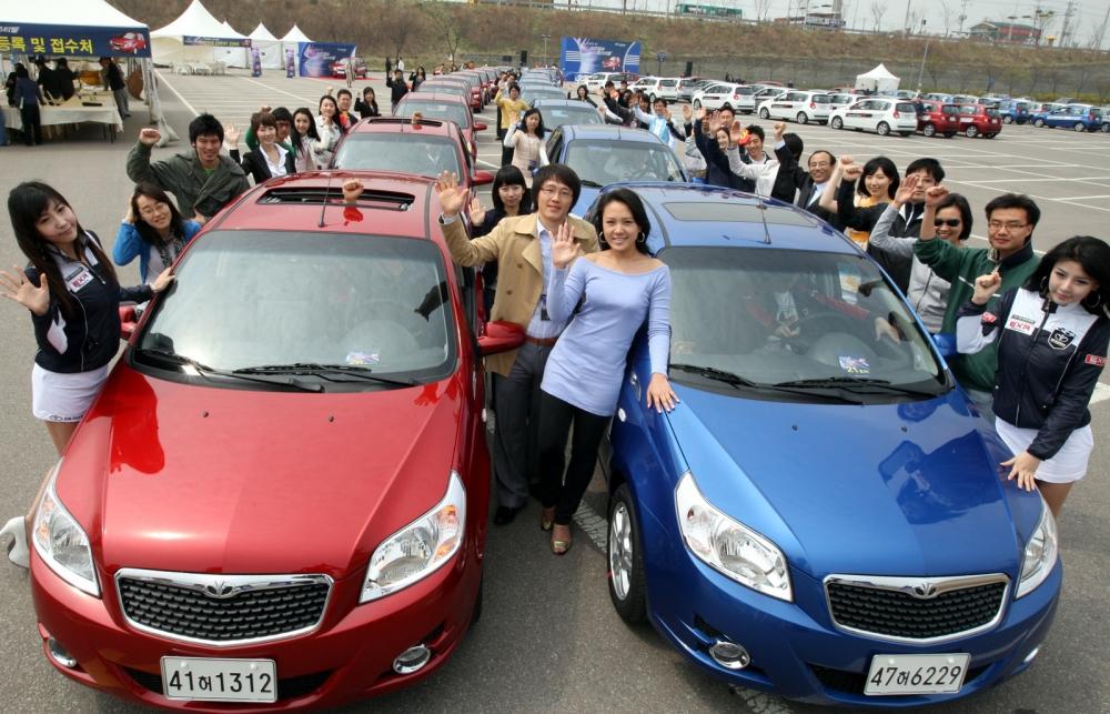 Daewoo Gentra снова стал дороже