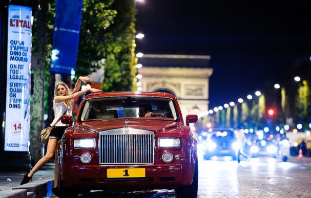 Rolls-Royce готовит новый Phantom