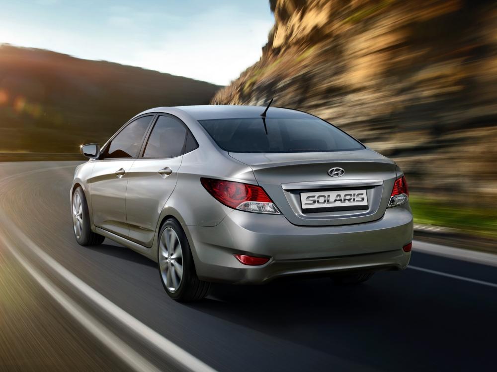 Рестайлинговый Hyundai Solaris пошел в производство