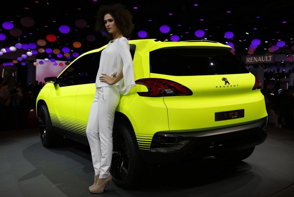 Peugeot получит еще более компактный внедорожник