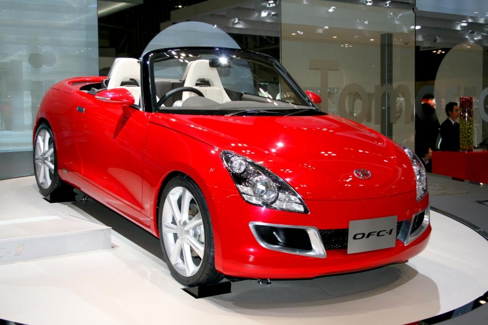 Почти конструктор Daihatsu Copen