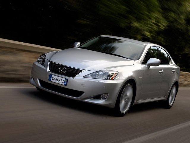 Lexus – самый надежный автомобиль