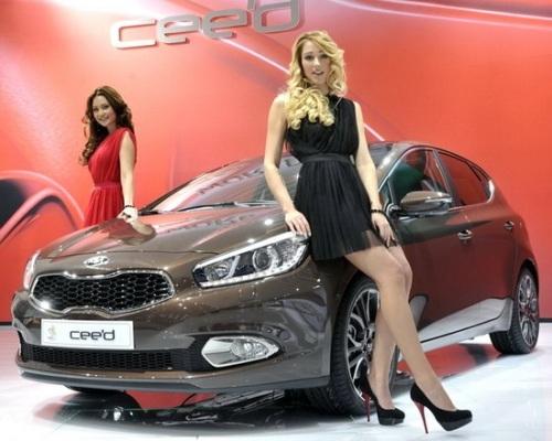 KIA cee'd GT доступен и в России