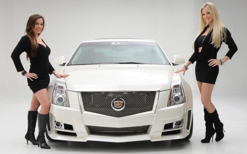 Некоторые подробности об обновленном Cadillac CTS
